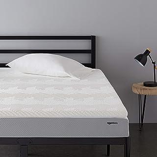 Amazonベーシック マットレス トッパー ダブル 高反発フォーム ベッドマット 厚み4cm