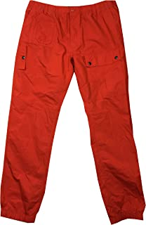 Mens Relaxed Casual Cargo Pants