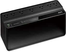 APC UPS Battery Backup & Surge Protector with USB Charger, 600VA Uninterruptible Power Supply (BE600M1)