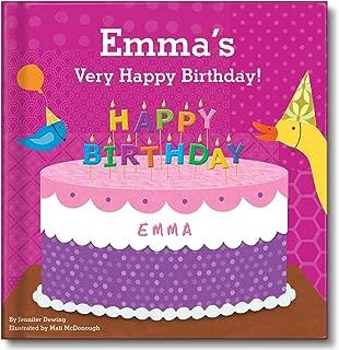 Personalized Birthday Party Book Girls 1st Birthday Gift