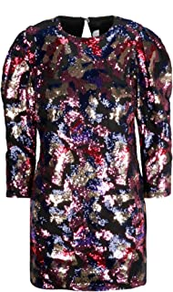 IRO Luxury Fashion Womens WP33BINXIEPIN01 Multicolor Dress | Fall Winter 19