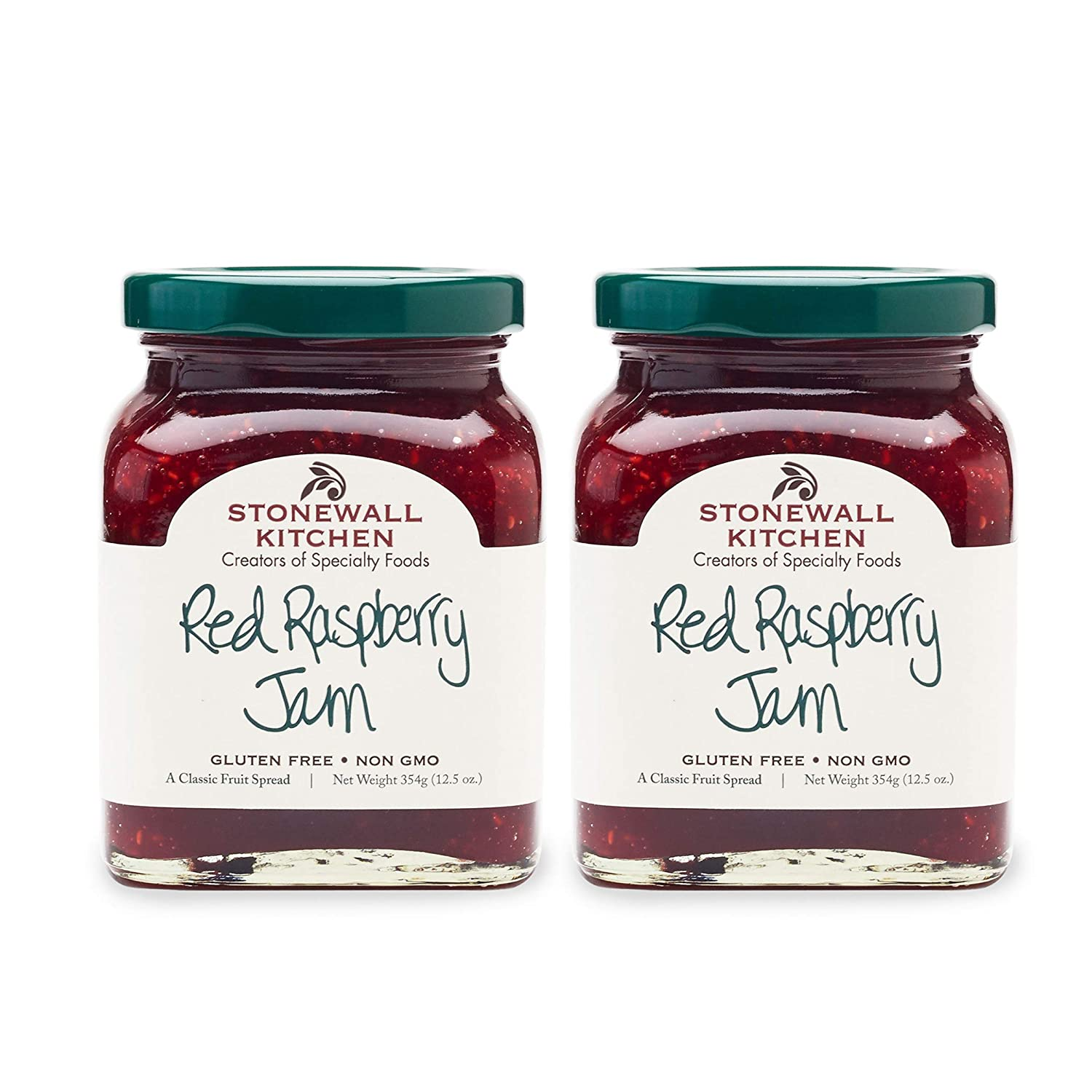 Stonewall Kitchen Red Raspberry Jam Pack Ounce 2 New popularity 12.5 shipfree of