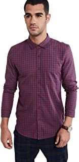 Max Men's Slim Fit Casual Shirt