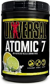 Universal Nutrition - Atomic 7 Enhanced BCAA Supplement - 8g BCAA with 2g Glutamine, 1g Citrulline Malate, 500mg L-Taurine...