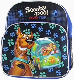 Scooby Doo 12.5in Child Backpack- Mr. Machine Scooby Doo Backpack