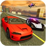 Police Car Chase Cops vs Robbers : 3d...