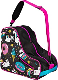 Skate Shape Bags - Great for Quad Roller Skates or Inlines