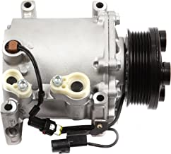 ECCPP A/C Compressor with Clutch fit for 1998-2005 Chrysler Sebring Dodge Stratus Mitsubishi Mirage CO 10596AC Car Air AC Compressors Kit