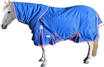 Derby Originals 1200D Ripstop Waterproof Nylon Horse Turnout Blanket with Two Year Warranty - Heavyweight 400g Design, Inc...