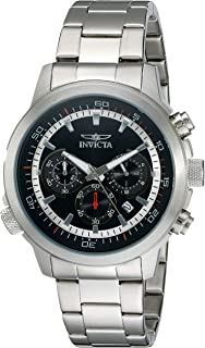Invicta Men's 19237 Specialty Analog-Display Japanese Quartz Silver-Tone Watch