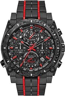 Bulova - Reloj Cronógrafo para Hombre de Cuarzo con Correa en Acero Inoxidable 98B313