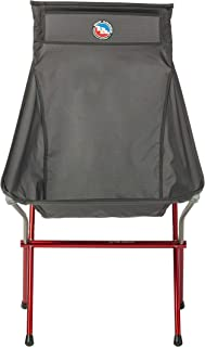 Best Big Agnes Inc Agnes Big Six Chair, Asphalt Camp Furniture, One Size Review