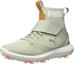 PUMA Ignite Pwradapt Hi-top Kid's Golf Shoe