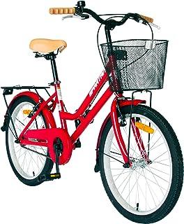 SPARTAN - 20 Classic City Bike - Red