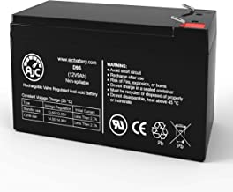 Dell 2700W (K803N-4U) 12V 9Ah UPS Battery - This is an AJC Brand Replacement