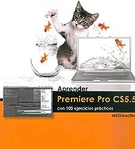 Aprender Premier Pro CS5.5 (Spanish Edition)