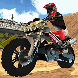 Dirt Bike Motocross Rally