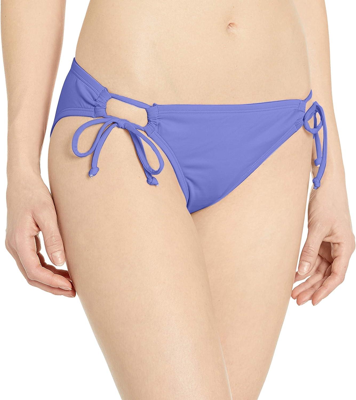 Hobie Women's Standard Side Tie Hipster Bikini Swimsuit Bottom