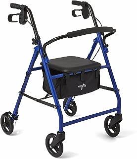 bariatric rollator transport chair