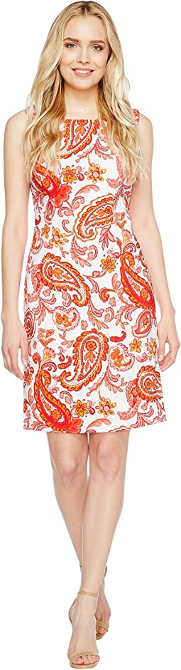 Christin Michaels - Pana Printed Shift Dress