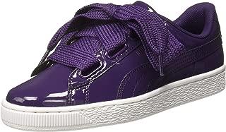 Women's Basket Heart Patent WN's Low-Top Sneakers