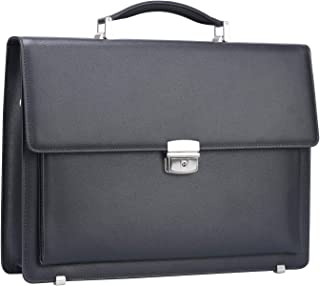 Best executive laptop bags leather Reviews