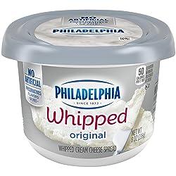 Philadelphia Original Whipped Cream Cheese Spread (8 oz Tub)
