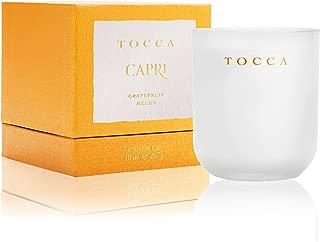 Tocca Capri Grapefruit & Melon Candle, 10 oz