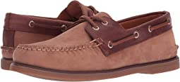 Sperry - Gold A/O 2-Eye Nubuck