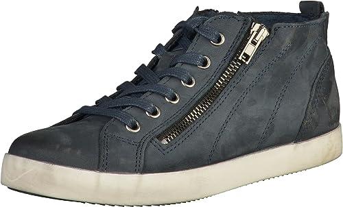 Tamaris Schuhe 1-1-25205-28 Bequeme Damen Stiefel, Stiefel, Stiefeletten, Sommerschuhe für modebewusste Frau,