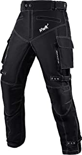 Motorcycle Pants For Men Dualsport Motocross Motorbike...