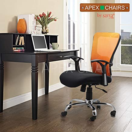 Apex Chairs by SAVYA HOME® Torque REVOLVING Office, Study and Gaming Chair