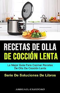 Amazon.es: Recetas olla coccion lenta