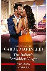 The Italian's Forbidden Virgin (Those Notorious Romanos Book 2) Kindle Edition