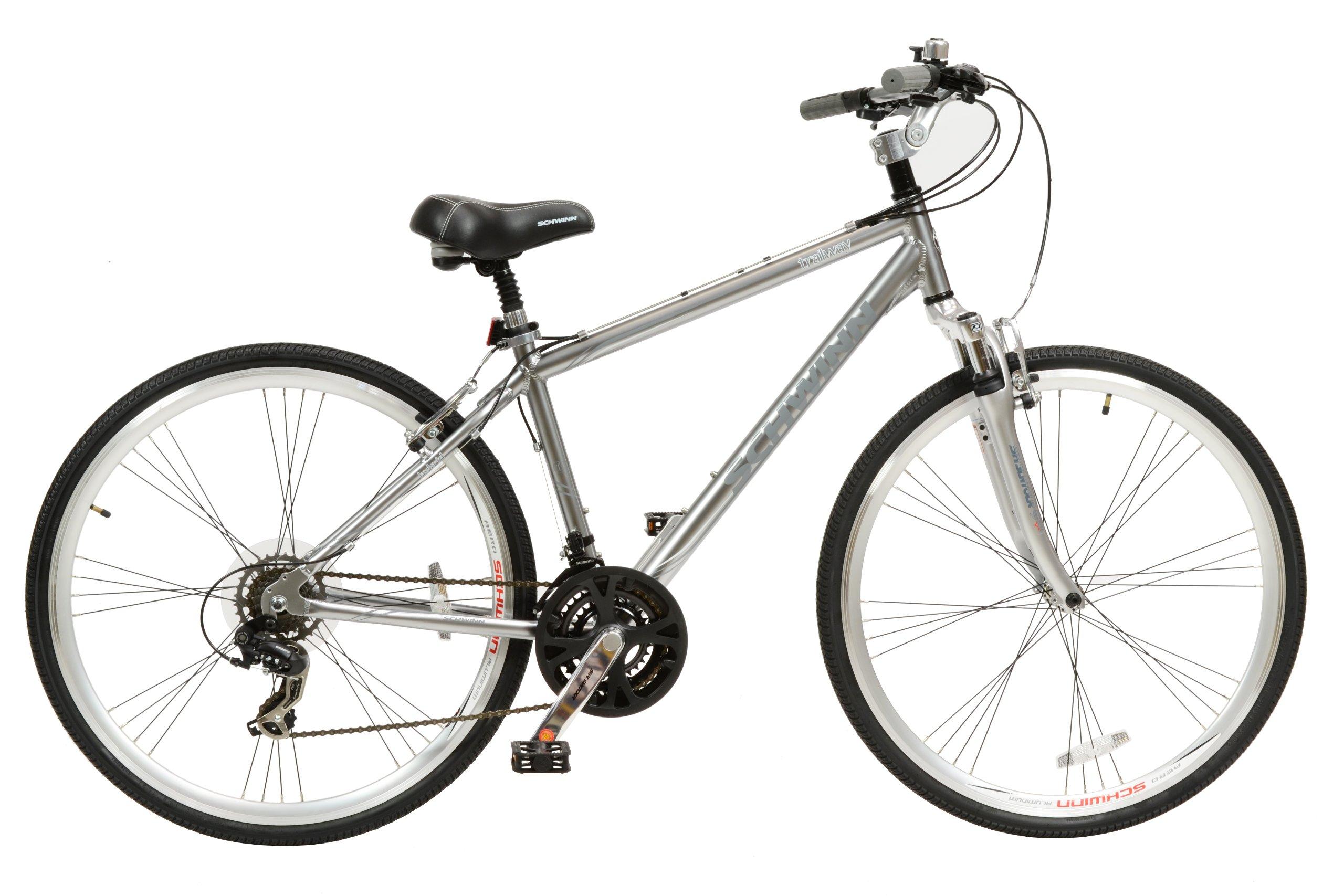 Schwinn 39602130 - Bicicleta híbrida para Hombre, Color Multicolor ...