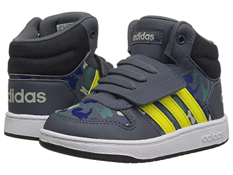 adidas Kids Hoops Mid 2.0 (Infant Toddler) at 6pm e7deedf35