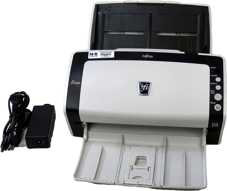 fi-6140Z REFURBISHED Sheetfed Scanner Windows (Does NOT include Adobe Acrobat) (Certified Refurbished)