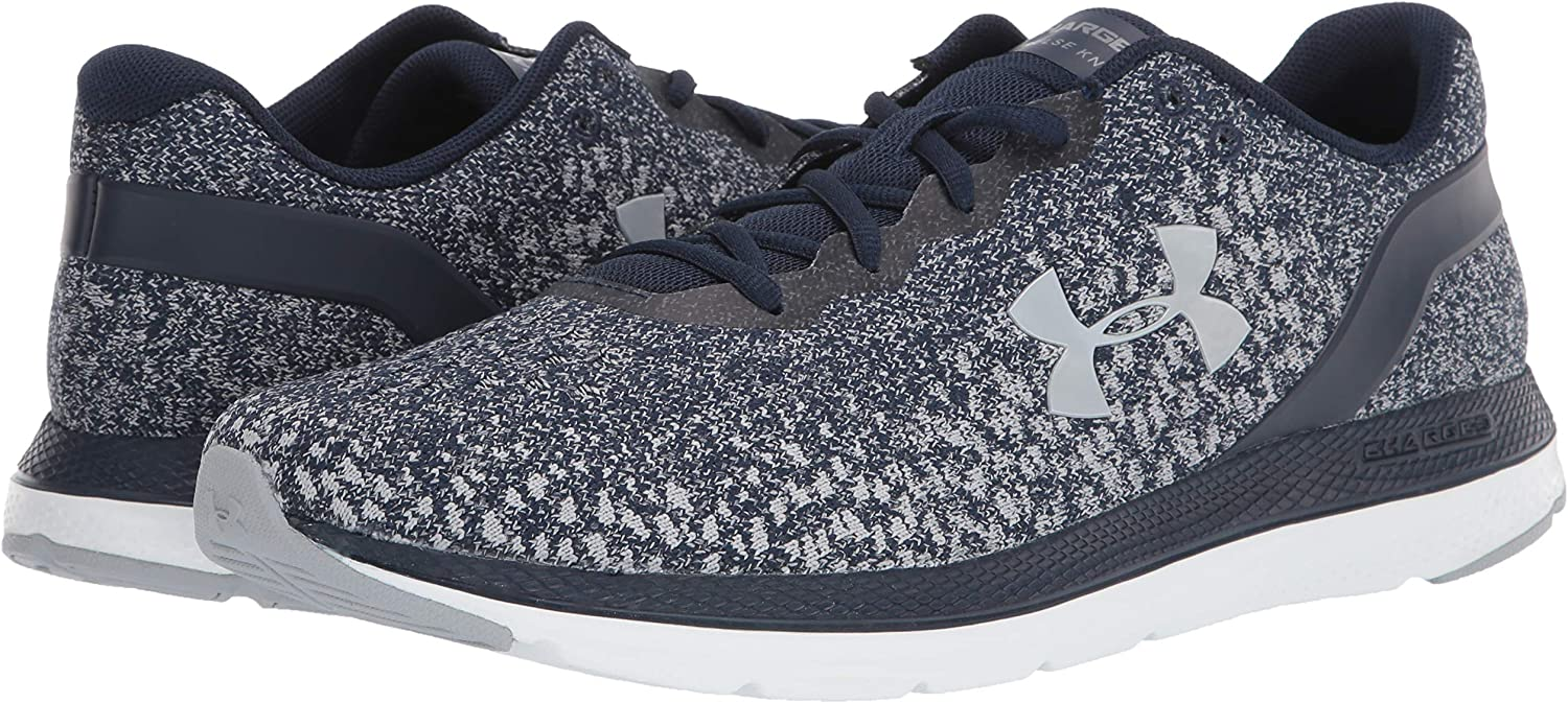 Under Armour Mens Charged Impulse Knit Running Shoe