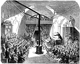 Maximilien Robespierre N(1758-1794) French Revolutionist Robespierre Speaking To The Jacobin Club At Paris Wood Engraving ...