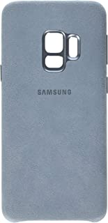 Samsung Galaxy S9 Alcantara Case, Mint (Renewed)
