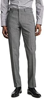 Theory Men's Marled Fleece stretch Suit Pants