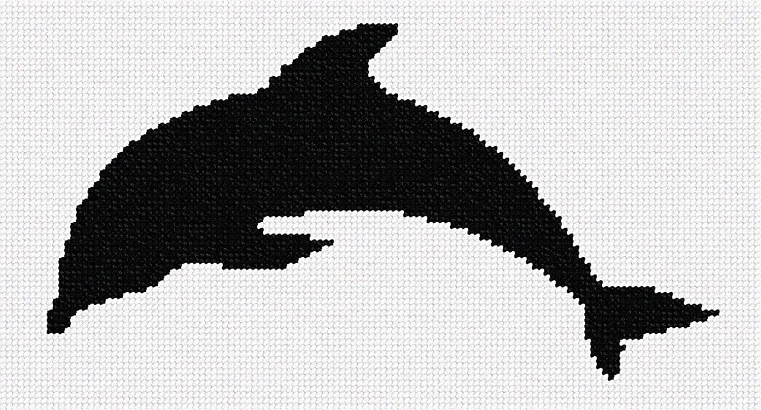 pepita NEW before selling Dolphin Shape Online limited product Needlepoint Kit