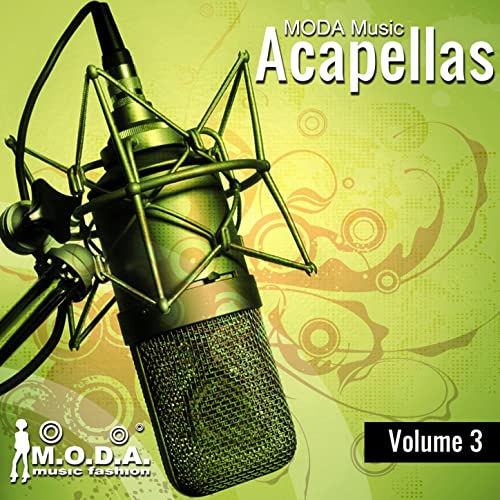 Moda Music Acapellas, Vol  3 by Various artists on Amazon