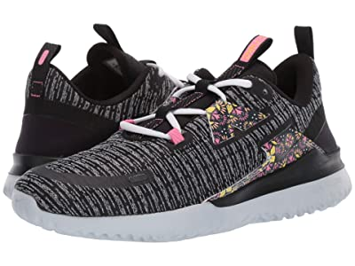 Nike Renew Arena SE (White/Black/Lotus Pink/Opti Yellow) Women