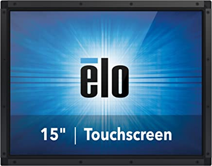 Elo Touch E326738 Elo, 1590L, 15-Inch Lcd (Led Backlight), Open Frame, Hdmi, Vga and Display Port Video Interface, Intellitouch, Usb and Rs232 Touch Controller Interface