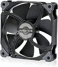 Phanteks PH-F120MP_BBK_PWM, 500- 1800RPM, Frame/Blades 120mm, Radiator Fan, Black