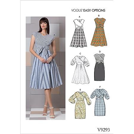 Size A VOGUE PATTERNS V7975 Misses Petite Jacket 6-8-10