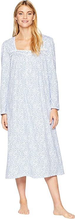 Cotton Jersey Ballet Long Sleeve Nightgown