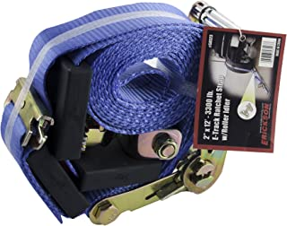 Erickson 58523 E-Track Ratchet Strap (with Roller Idler, 2
