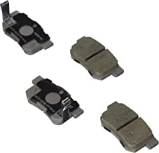 ACDelco 14D536CH Advantage Ceramic Rear Disc Brake Pad Set